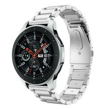 Replacement Stainless Steel Metal Band Strap for Samsung Galaxy Watch 46mm 42mm