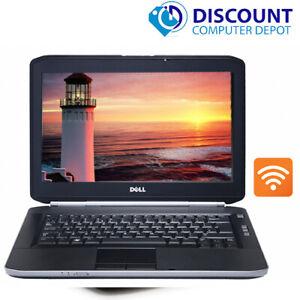 "Dell Latitude Windows 10 14"" Laptop Core i5 Notebook Quad 2.7GHz 4GB RAM 250GB"