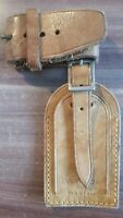 Louis Vuitton Kofferanhänger, Luggage Tag, braun, brown #5