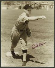 BOBBY DOERR signed 8x10 photo (AUTOGRAPH - RED SOX)