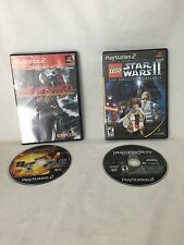 4 Devil May Cry 3 Dante's Awaken Transformers Shadow Hedgehog Lego star wars Ps2