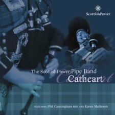 The Scottish Power Pipe Band - Cathcart [CD]