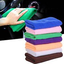32pcs Microfiber Cleaning Cloth Towels Rag Car Polishing Detailing No Scratch