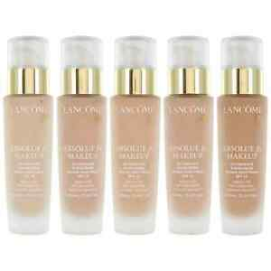Lancome Absolue Bx Makeup Foundation SPF18 1oz 110, 130, 220, 240, 310, 320, 330