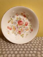 Paragon Fine Bone China Dessert Bowl With Floral Decoration