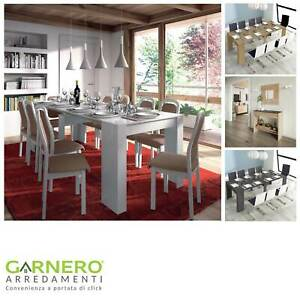 Tavoli Moderni Grigi Con Allungabile Per La Casa Acquisti Online Su Ebay