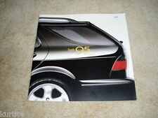 1999 Saab 9-5 95 Wagon sales brochure DELUXE dealer literature