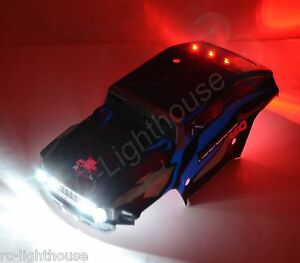 Rockslide RS10 XT Crawler or Rockslide Super Crawler Redcat LED Light Set #35