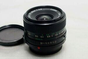 Canon FD 35mm f/2.8 Lens *Excellent*