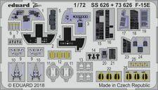 EDUARD 1/72 McDonnell F-15E Strike Eagle Zoom Set #ss626