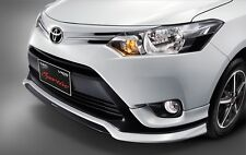 GENUINE TOYOTA ACCESSORY VIOS 2014-2018 FRONT BUMP SPOILER SKIRT-PRIMER COLOR