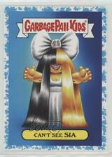 2017 Topps Garbage Pail Kids Battle of the Bands Spit 88/99 Can't See Sia 0c4