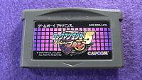 Rockman EXE 5: Team Blues (Mega Man)  (Nintendo Game Boy Advance GBA 2005) Japan
