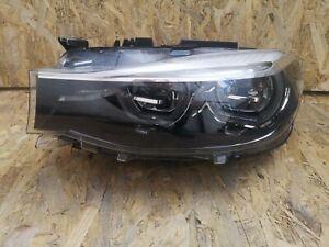 Bmw 3 GT f34 Facelift Full Led Adaptive scheinwerfer faro phare links Original