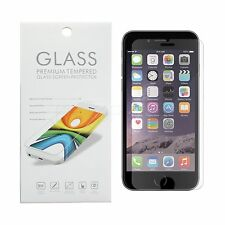 Wholesale Lot Tempered Glass Screen Protector for iPhone 5 6 6S 7 Plus Note 5 S6