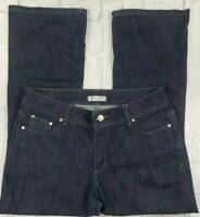RIDERS by Lee Women's Petite Size 14P No Gap Waist Boot Cut Jeans