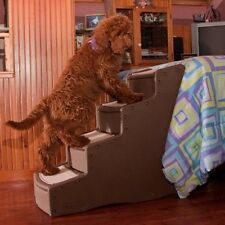 Large Dog Pet Stairs Ramp Step 4-step/for cats and dogs up to 150-pounds