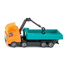 1:87 Volvo Roll Off Tipper With Crane