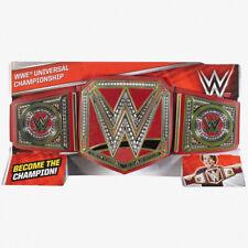 WWE UNIVERSAL CHAMPIONSHIP BELT (RED STRAP) 100% Brand New