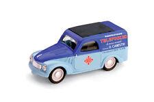 Fiat 500c Belvedere TELEFUNKEN 1950 Brumm R355 Miniature