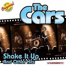 Shake It Up and Other Hits by The Cars (CD, Jun-2001, Flashback Records)
