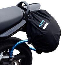 Oxford Security Motorbike Motorcylce Helmet Lock Bag Carrier Lockable Black