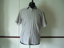 Vintage 60s Campus American Traditionals Large Short Sleeve Button Up Rockabilly