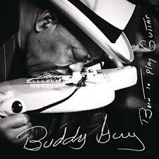 Buddy Guy Born to Play Guitar CD 14 Track (88875120372) European RCA 2015