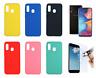 """Cover Custodia Rigida in Silicone Ultra Morbida Per Samsung Galaxy A20E 4G 5.8"""""""