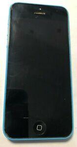 [BROKEN] Apple iPhone 5c 16GB Blue (Verizon) A1532 GSM  Parts Repair