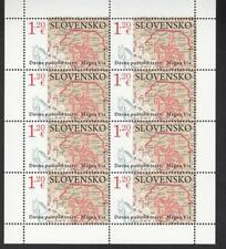 CEPT Slowakei 2020 MNH**  Ancient Postalroutes   Sheet