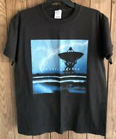 Bon Jovi Men's Medium Tshirt Bounce 2003 Concert Tour Black Short Sleeve Delta