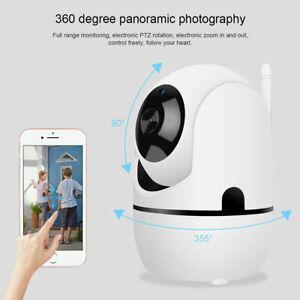 HD 1080P WIFI Camera Smart Home IP Camera 2 Way Audio Nanny Baby Pet Monitor