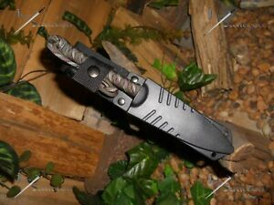 United cutlery brands/Spear/Harpoon tip/Knife/Blade/Concealable/Survival/Combat