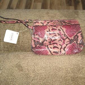 Coach Wristlet Bag F46493