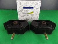 GENUINE SSANGYONG MUSSO SUV 5CYL 2.9L TURBO DIESEL FRONT ENGINE MOUNT SET (2 EA)