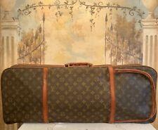Authentic Louis Vuitton Monogram Valise Tennis Racket Case Luggage
