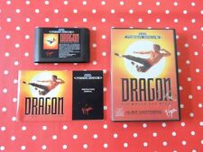 Dragon the Bruce Lee Story Sega Mega Drive in OVP mit Anleitung