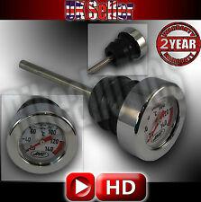 Harley Davidson XLH 883 Sportster Hugger 1993 - Oil temperature gauge / dipstick