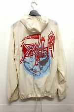 DEATH 1993 Individual Thought Patterns Vintage Zip Jacket XL