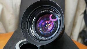 Vivitar series 1 VMC 35mm - 85mm F/2.8  Lens Canon FD lens hood