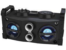 Supersonic IQ-3526BT PA KARAOKE Speaker +Bluetooth +USB/AUX +Disco Light