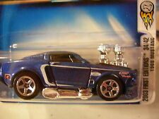 Hot Wheels 1968 Mustang #046 2003 First Editions Blue