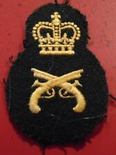 OBSOLETE Canada Canadian Armed Forces MP MILITARY POLICE trade badge level 3