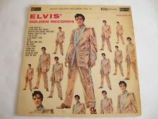 Elvis Presley LP Golden Records Volume 2 (Large Silver Spot) (RCA RD-27159, UK)