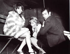 Michele Carey,Karen Black Ben Gazzara, in Run For Your Life  8x10 photo T0398
