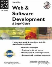 Web and Software Development: A Legal Guide (With CD-ROM)