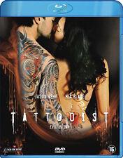 The Tattooist NEW Cult Blu-Ray Disc Peter Burger Jason Behr Mia Blake David Fane