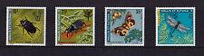 France (Wallis & Futuna) - 1974 Insects - U/m - SG 233-6