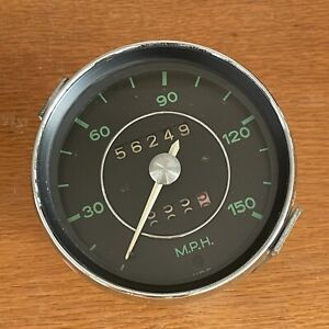 Porsche 911 Speedometer 901 741 102 11 VDO 9/65 Date Code 1965-1967 SWB